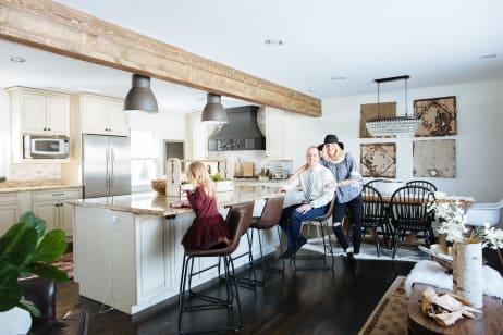 A Modern U0026 Rustic Family Home In Michigan.  D133386f542c89a9e8c620e298bc91b46fd4415a
