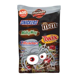 mars chocolate halloween candy variety mix