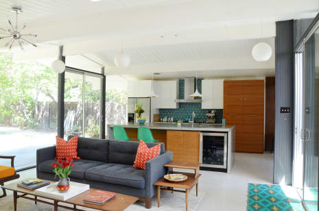 Great House Tour: A Remodeled Eichler Home In Northern California | Apartment  Therapy