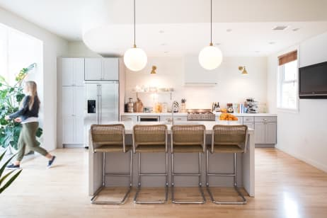 Design Deep Dive: 65 Kitchen Island Ideas For Planning U0026 Pinning.  9c44ee4002f69115513ccb21a3e75664fbd02d1d