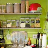 Lyn Huckabee S Colorful Abundant Kitchen Kitchn