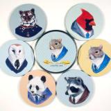 Berkley Illustration Coaster