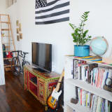 House Tour A Southeast Asian Inspired Loft In Oakland