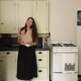 Kitchen portrait