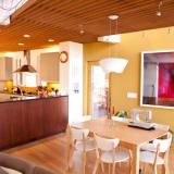 Ellen and Frank's Cassilhaus Kitchen