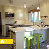 Kitchen Before & After: A Cookbook Author Transforms His 1950s Kitchen