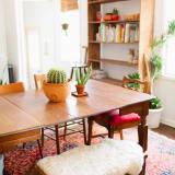 Lauren & Stiles' Southwestern Bohemian Starter Home