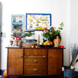 House Tour A Global Eclectic Brooklyn Paradise