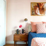 House Tour: A Pink-Centric '70s-Style California Home ...