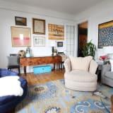 Katie Amp Matt S Washington Heights Home Apartment Therapy