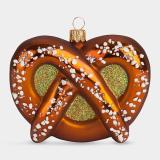 Pretzel ornament