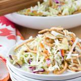 Recipe: Crunchy Cabbage & Ramen Noodle Salad
