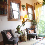 House Tour A Homespun Homestead In Oregon Apartment Therapy