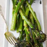 10-Minute Miso Broccolini