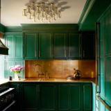 Jade Kitchen cabinets