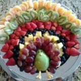 Fruit Platter Turkey