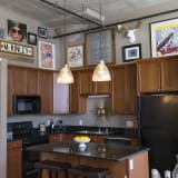 House Tour A Lovely Amp Eclectic Milwaukee Loft Apartment