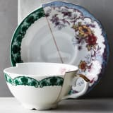 Unlikely Symmetry Tea Set | Anthropologie