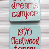 House Tour A Cabin Amp Vintage Camper In North Carolina