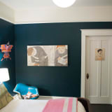 House Tour An Artistic Colorful Home Apartment Therapy