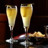 French 75 at Arnaud's