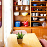 Kelsey & Mike's Comfortable and Quirky Home