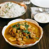 Pressure Cooker Recipe: Kerala Coconut Chicken Curry