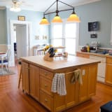 Lauren Scott's Charming Petaluma Kitchen