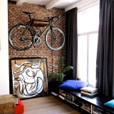 Maria and Eric's Creative and Comfortable Home in Amsterdam