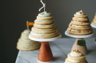 Sugar Cookie Mini Cakes