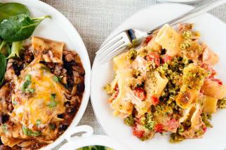Dry Pantry Meal Plan