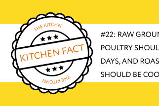 Kitchen Fact Storing Meat
