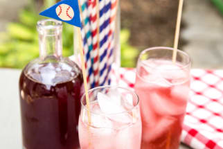 Cherry Vanilla Soda Syrup