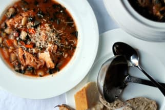 Italian Tomato & Bread Soup