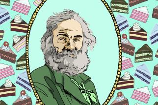 Walt Whitman Illo
