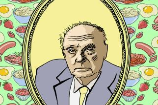 Vladimir Nabokov Illo