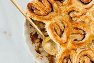 Croissant Cinnamon Rolls