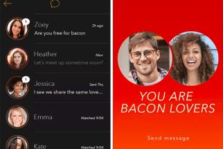 Sizzl Dating App from Oscar Mayer