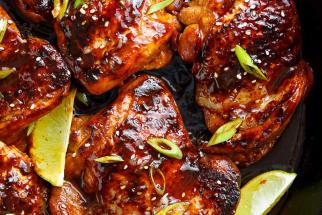 Sriracha Chicken