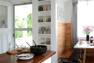 Alysha and Matt's Renewed Kitchen