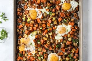Sheet Pan Breakfast Hash