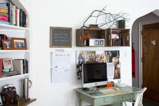 Anne and Steve's Seamlessly Conceived Live/Work Space