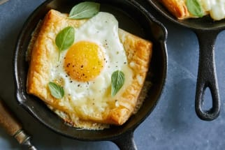 Egg Tartlets