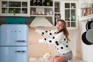 Day 1: De-clutter & Clean Your Fridge & Freezer
