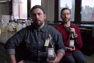 Timmy Brothers Spoof Artisanal Water Video Still