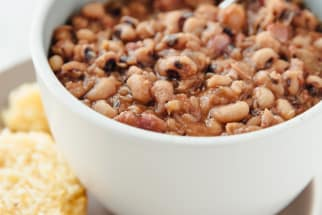Black-Eyed Pea Stew