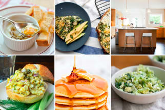 15 Ways to Eat Eggs, The Secret to Fluffy Pancakes & An Easy Scrambled Egg Salad
