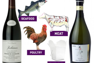 New York's Bottlerocket Wine & Spirit: Wines Organized By Their Suggested Food Pairing!