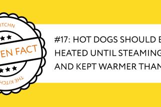 Hot Dog Cooking Kitchen Fact