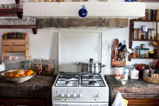 Eva Green's Greek Hideaway